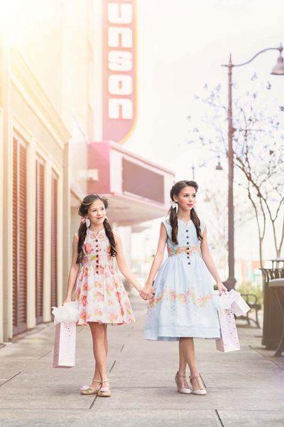 2 looks for opal vintage dress