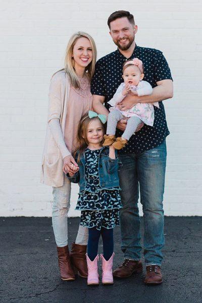 Beth Hoff & family