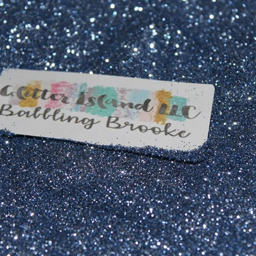 babbling Brooke glitter