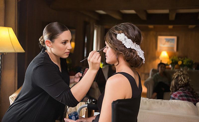 Jordyn Bohon makeup artist
