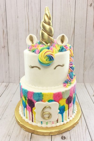 unicorn cake Once Upon A Cupcake Mississippi
