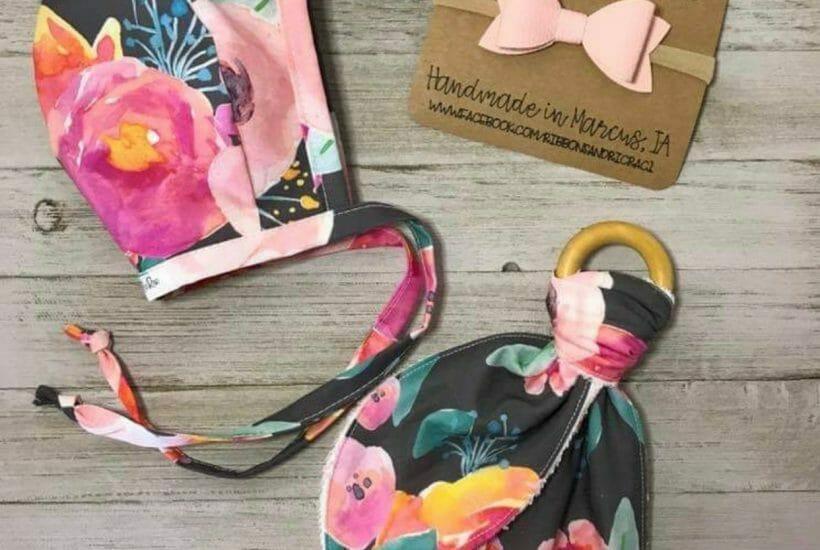 Ribbons and RicRac custom sewing Marcus IA