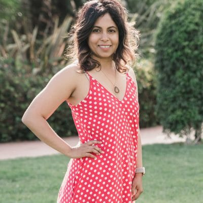 Aswani Kurra founder A Charming Escape