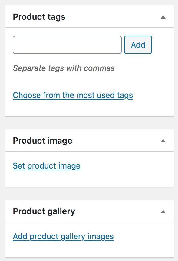 WooCommerce Product Image Location