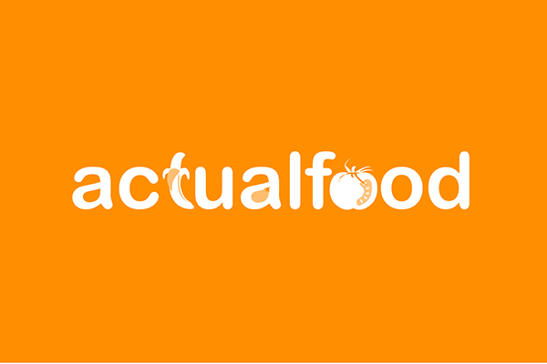 Actualfood Logo Option (not used)