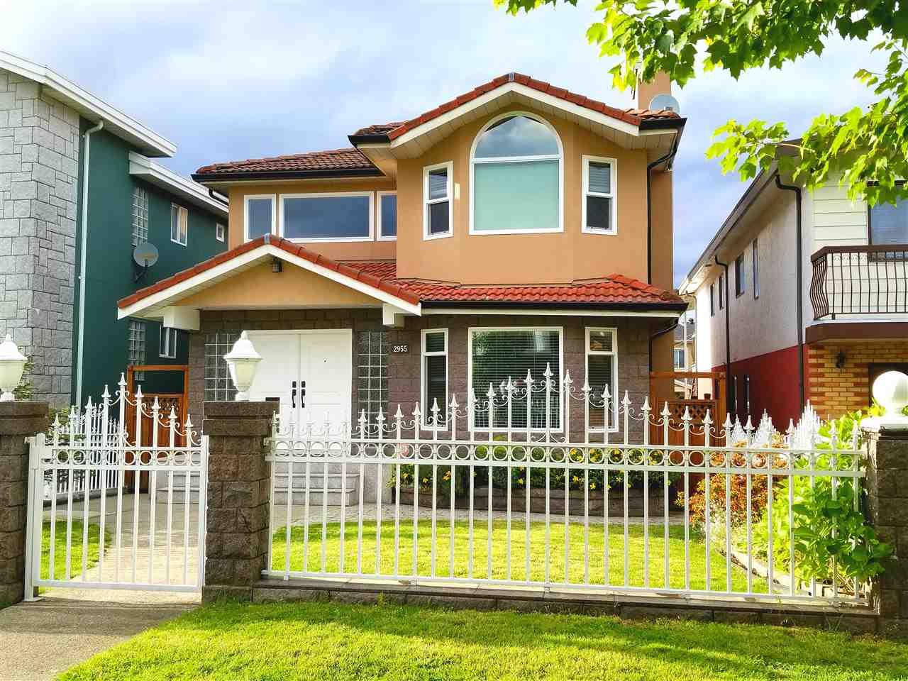 2955 Grant Street, Vancouver, BC