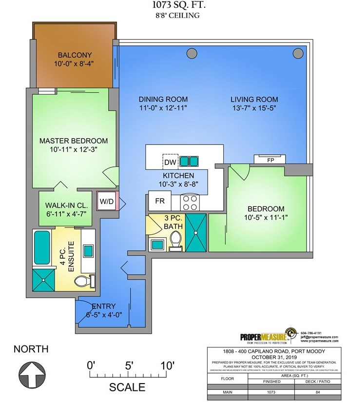 1808 400 Capilano Road Port Moody Bc R2420729 Generations Real Estate Partners