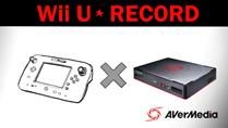 How to Record Wii U with AVerMedia Game capture HD II