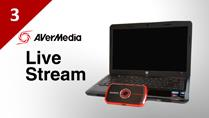 Live Stream Laptop Screen with AVerMedia LGP (Live Gamer Portable)