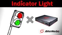Game Capture HD II - The Indicator Light