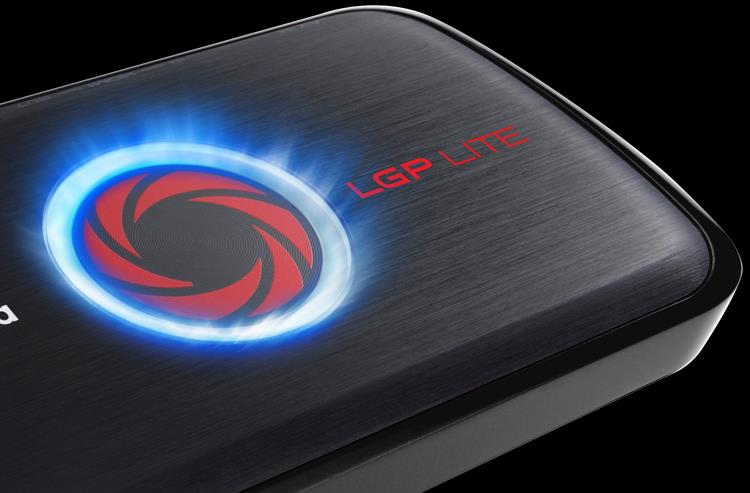 1-Click Full HD Recording. Convenient, shining Hot Botton for capturing 1080p30 gameplay.