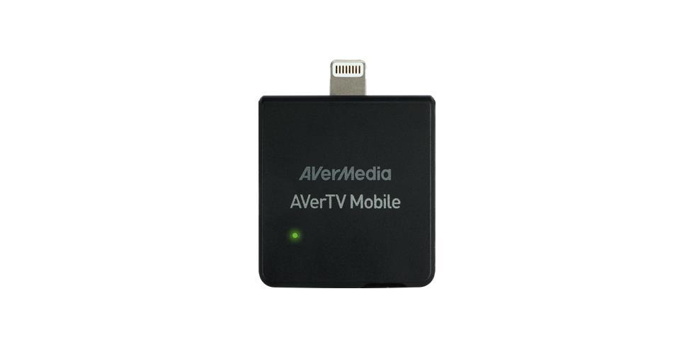 AVerTV Mobile 330 for iOS™