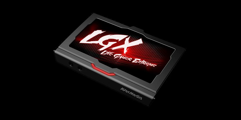 Live Gamer EXTREME (LGX) GC550