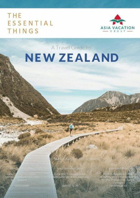 New ZealandTravel Guide
