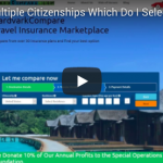 If I Have Multiple Citizenships Which Do I Select For My Travel Insurance? – Video