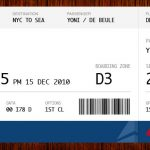 When Is The Best Time To Buy An Airline Ticket?