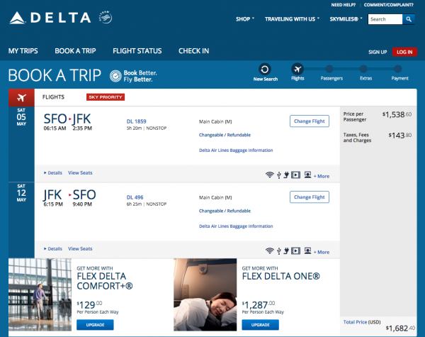 Delta Travel Insurance - $1,682 Refundable | AardvarkCompare.com