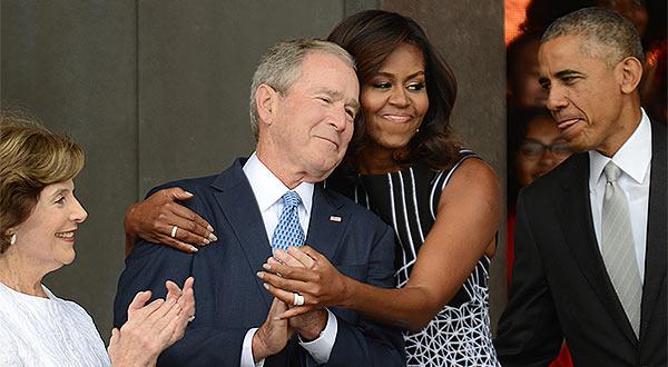 Bush_Michelle_Obama_Friends