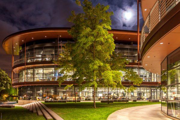 Stanford University Clark Center 4