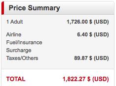 JAL Travel Insurance - $1,822 Economy | AardvarkCompare.com
