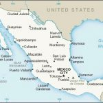 State Department Mexico Travel Warning – August 2017