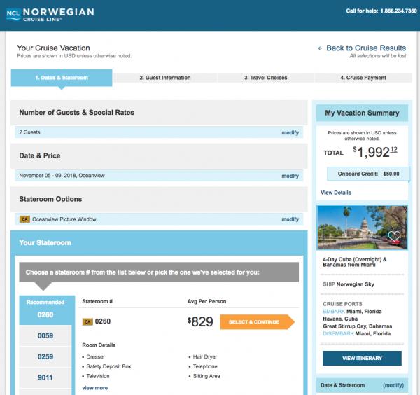 Norwegian Cruise Travel Insurance - $1992 | AardvarkCompare.com