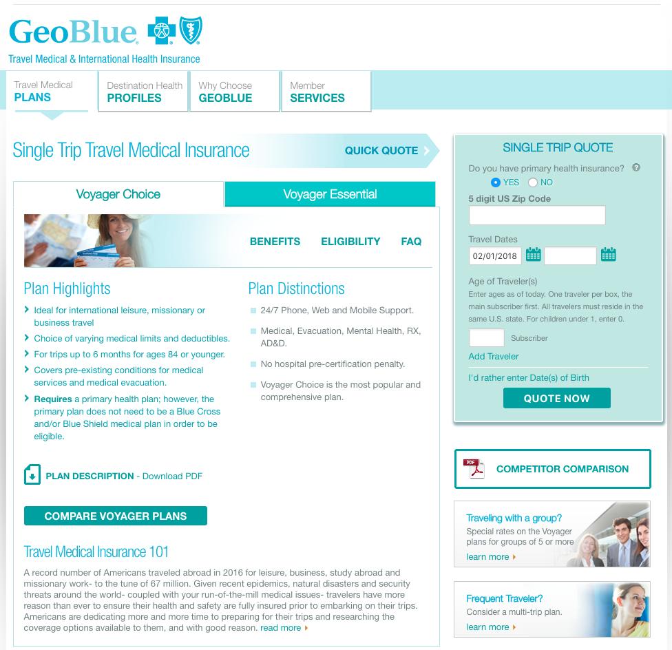 GeoBlue-Travel-Insurance | AardvarkCompare.com