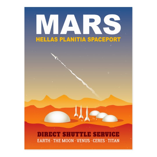Space Travel Insurance – Moon & Mars
