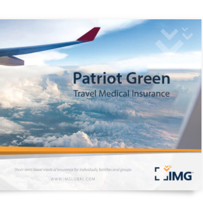 IMG Patriot Green Travel Medical Insurance - Review