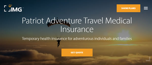 Patriot-Adventure-Travel-Medical-Insurance-IMG-600x256 | AARDY.com