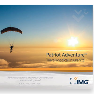 IMG Patriot Adventure Travel Medical Insurance - Review