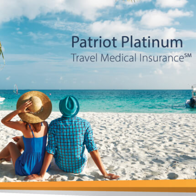 IMG Patriot Platinum Travel Medical Insurance