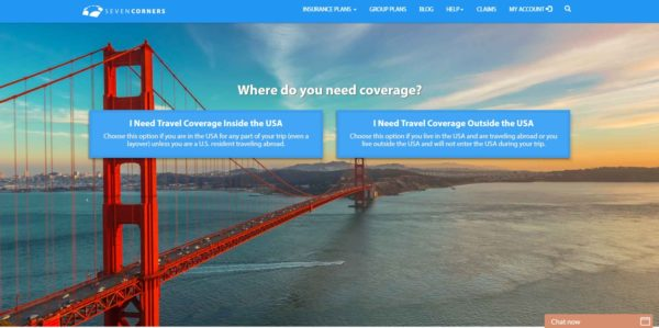 Seven Corners Travel Insurance | AardvarkCompare.com