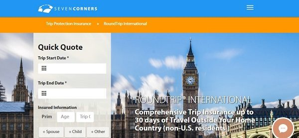 Seven-Corners-Roundtrip-International-Travel-Insurance | AardvarkCompare.com