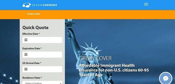 Seven Corners Green Cover Senior Travel Medical Insurance ...
