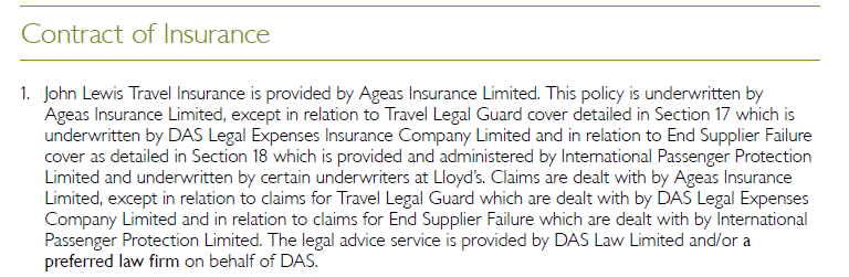 John-Lewis-Travel-Insurance AGEAS | AardvarkCompare.com