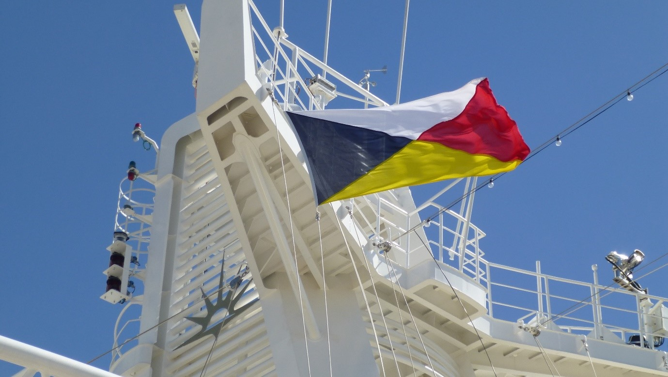 Image-3-PO-Cruises-House-Flag | AardvarkCompare.com