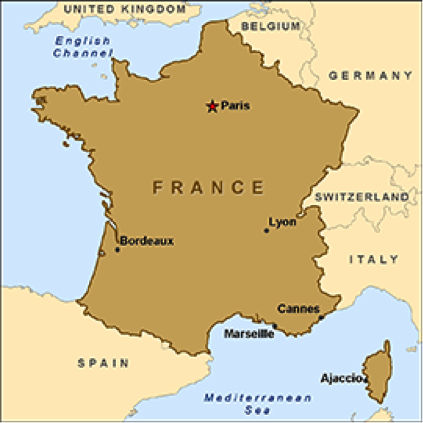 France Travel Health Insurance - Country Review