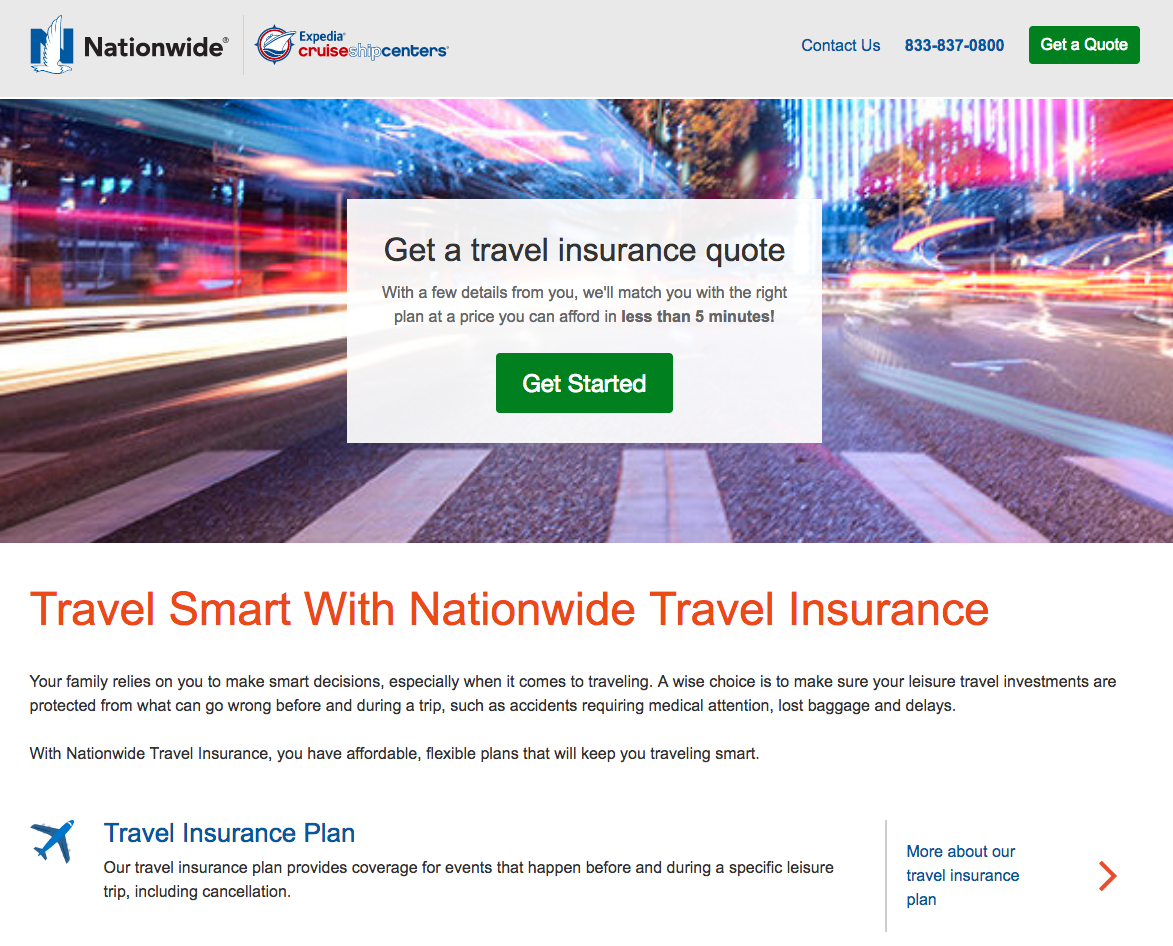 Expedia-CruiseShipCenter-Travel-Insurance-Nationwide-Intro | AardvarkCompare.com