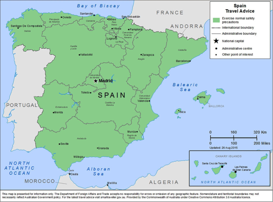 Spain-Travel-Health-Insurance | AardvarkCompare.com
