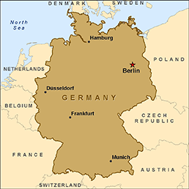Germany-Travel-Health-Insurance-AardvarkCompare | AardvarkCompare.com