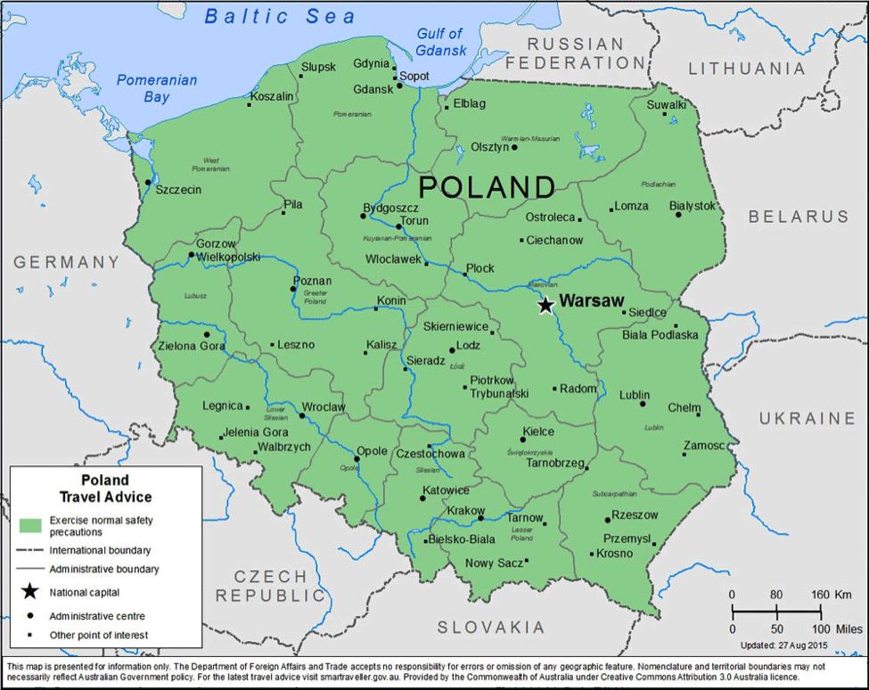 Poland-Travel-Health-Insurance | AardvarkCompare.com
