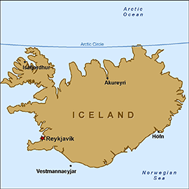 Iceland Travel Health Insurance – Country Review