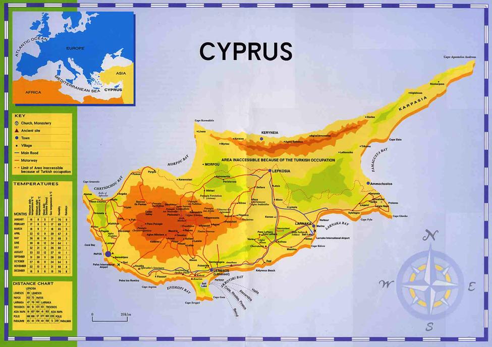 Cyprus-Travel-Health-Insurance | AardvarkCompare.com