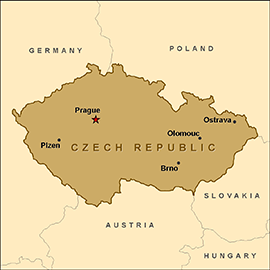 Czech Republic Travel Health Insurance | AardvarkCompare.com