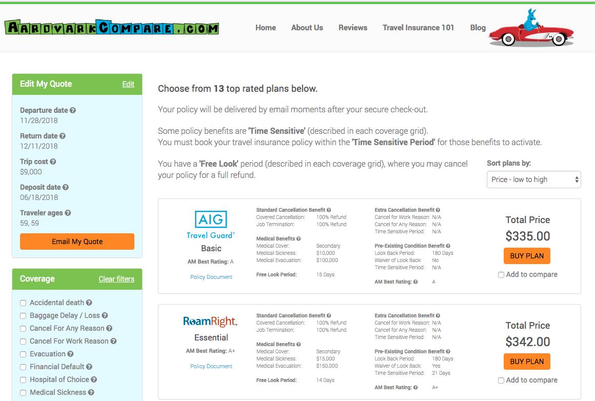 Silversea-Cruise-Travel-Insurance-Aardvark-Cheapest-Options | AardvarkCompare.com