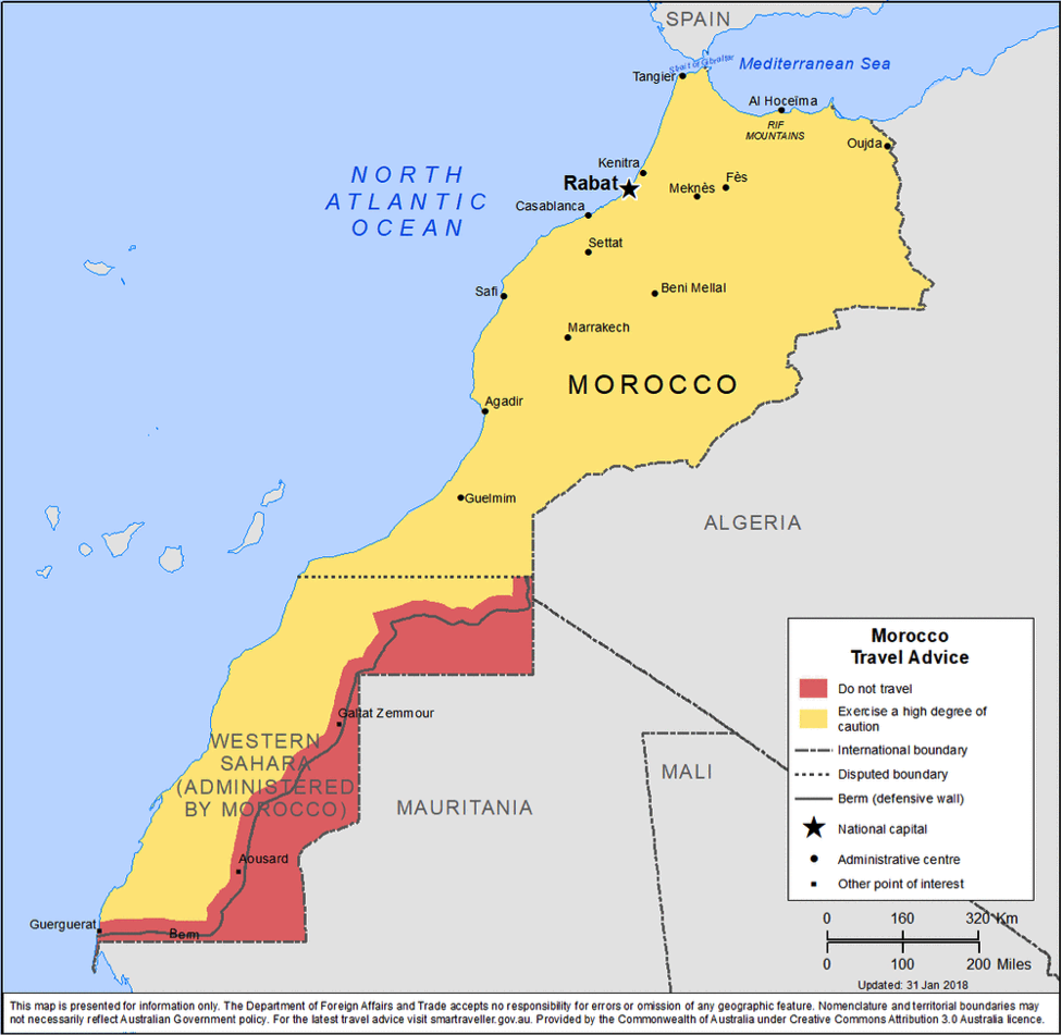 Morocco-Travel-Health-Insurance | AardvarkCompare.com