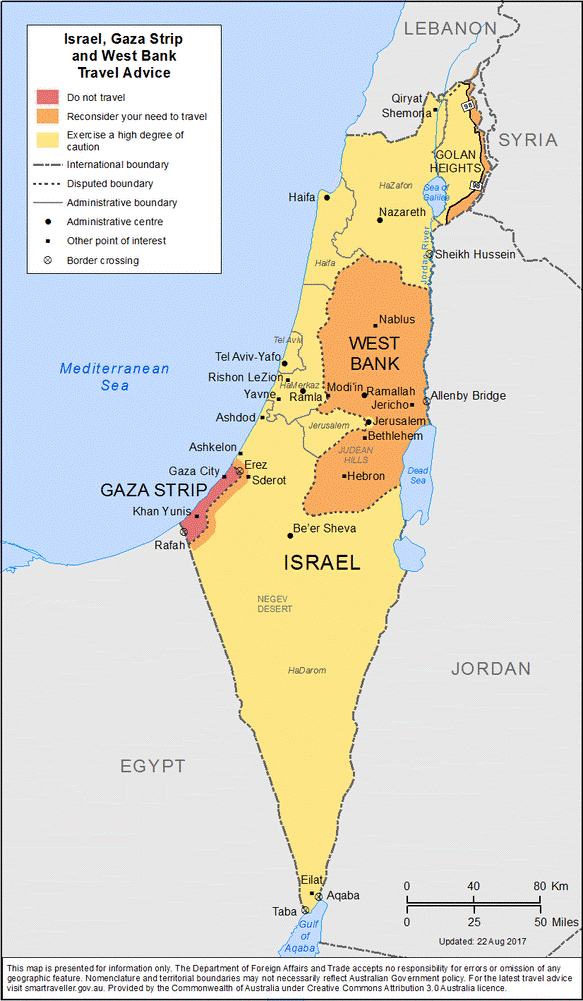 Israel-Travel-Insurance | AardvarkCompare.com