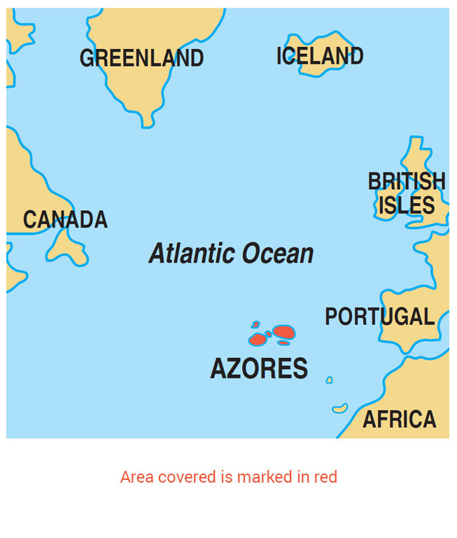 Azores-Travel-Insurance | AardvarkCompare.com