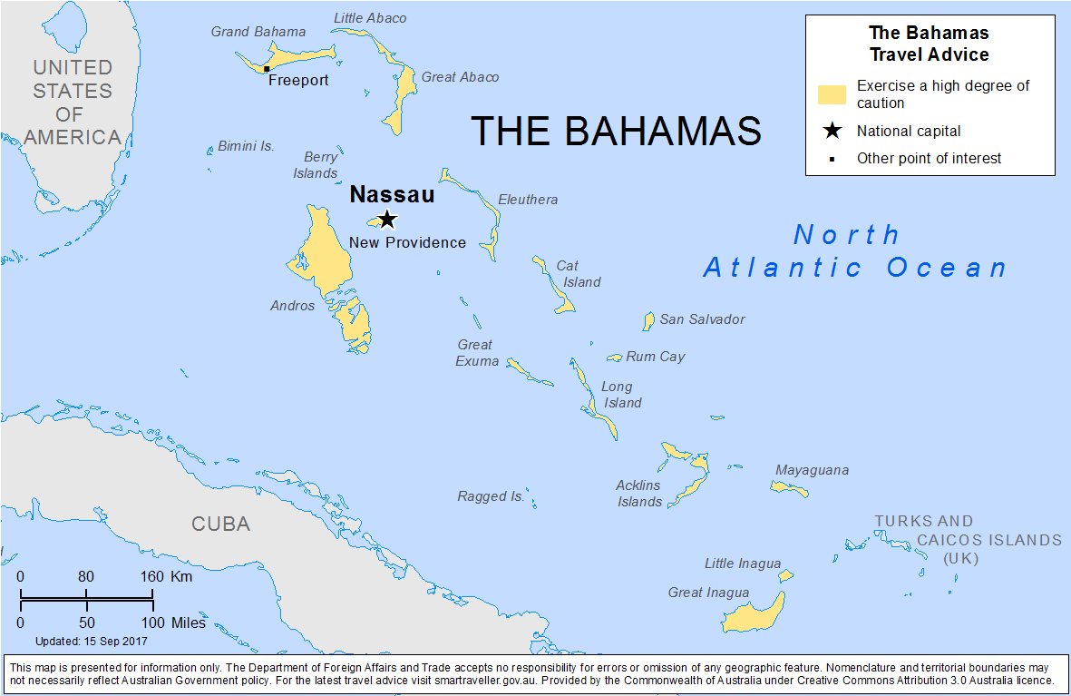 The-Bahamas-Travel-Insurance | AardvarkCompare.com